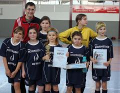 Turnier der E-Juniorinnen in Bad Salzungen 2013
